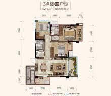 3#楼3#户型