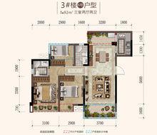 3#楼6#户型