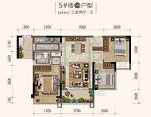 5#楼5#户型