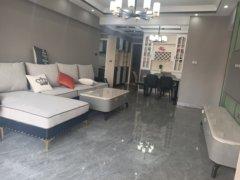 达房优选(西外)香榭国际3室2厅2卫110m²精装房