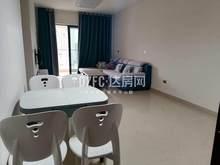 (西外)通锦·国际嘉园二期2室2厅1卫80m²精装修