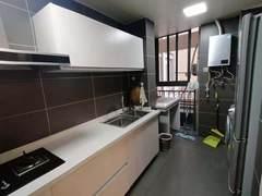 (西外)蓝润十年城2室2厅1卫98m²精装修