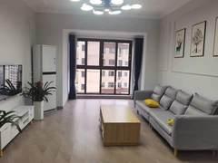(西外)中梁·首府3室2厅1卫110m²精装修
