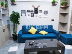 (西外)仁和春天国际2室2厅1卫60m²精装修