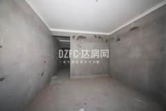 江湾城4室2厅2卫毛坯房,带前后双花园