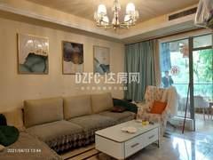 江湾城精装修小户型出售,适合三口之家居住,超大阳台跟衣帽间