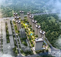 (南外在建地势平坦的小区)翡翠城3室2厅1卫53万85m²毛坯房出售升值空间大