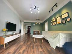 (西外)新上房源万锦城2室2厅1卫68万75m²豪华装修出售