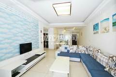 西外御景上城3室2厅2卫2000元/月106m²精装修出租