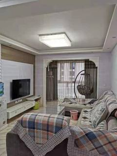 (北外)天泰·凤翎锦绣3期2室2厅1卫1500元/月80m²精装修出租