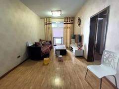 (西外)罗浮道城2室2厅1卫50万58m²简单装修出售