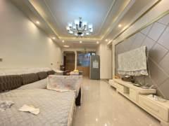 (西外)蓝润十年城2室2厅1卫1500元/月100m²精装修出租