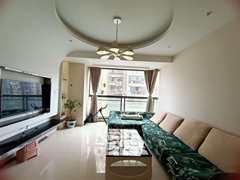 品质小区!(南外)一品南庭3室2厅1卫85m²拎包入住 随时看房
