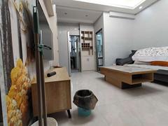 精装修!(西外)熙城中心1室1厅1卫43m²温馨舒适 有钥匙好房急租