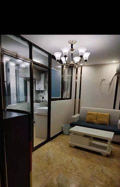 (城区)滨江·国贸1室1厅1卫1300元/月51m²出租