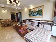 (西外)蓝润置地广场3室2厅2卫2083元/月105m²精装修出租