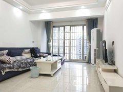 (西外)香榭国际1室2厅1卫2000元/月92m²出租