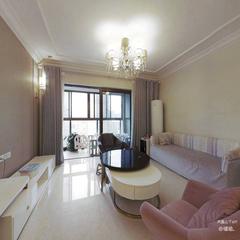 精装修!(西外)恒大雍河湾3室2厅2卫100m²温馨舒适 有钥匙好房急租