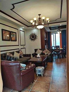 (北外)江湾城一期1室2厅2卫130万126m²出售