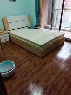 (西外)莲湖广场1室1厅1卫1000元/月12m²出租