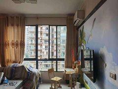 (西外)洲际·铂雅湾2室2厅1卫1200元/月55m²出租
