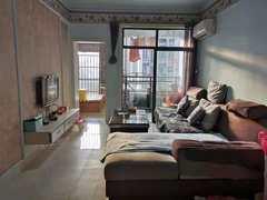 (西外)蓝润十年城2室2厅1卫1600元/月70m²精装修出租
