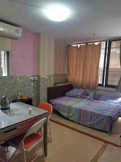 (城区)荷叶街江州大夏1室1厅1卫500元/月25m²出租