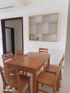 (西外)西苑佳居2室2厅1卫1666元/月94m²简单装修出租