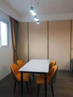 (西外)熙城中心2室2厅1卫1500元/月62m²精装修出租