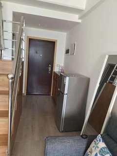 (西外)仁和春天国际1室1厅1卫1400元/月45m²精装修出租