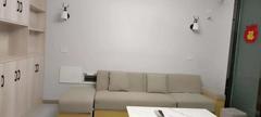 (西外)仁和春天国际2室2厅1卫1400元/月60m²出租