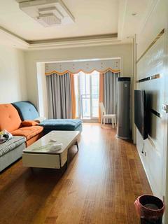 品质小区!(西外)西晶·御菁园2室1厅1卫70m²拎包入住 随时看房