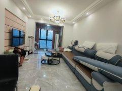 精装修!(西外)仁和春天国际3室2厅1卫89m²温馨舒适 有钥匙好房急租