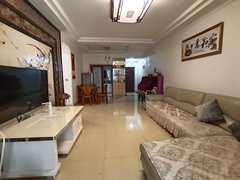 (西外)蓝润十年城3室2厅1卫2200元/月110m²精装修出租