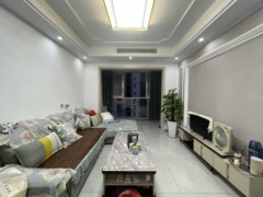 杨柳垭标准套一出租  精装修拎包入住 客厅中央空调