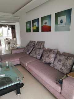 (西外)通锦·国际新城2室2厅1卫1400元/月90m²精装修出租