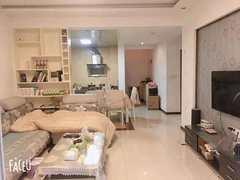 (西外)旺角城3室2厅1卫1420元/月94m²豪华装修出租