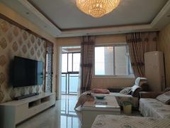 品质小区!(西外)恒大·雍河湾3室2厅2卫121m²拎包入住 随时看房