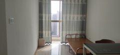 达房优选 :(西外)仁和春天国际1室2厅1卫1500元/月55m²精装修   寻找有缘人!