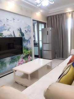 (西外)仁和春天国际2室2厅1卫2000元/月70m²豪华装修出租