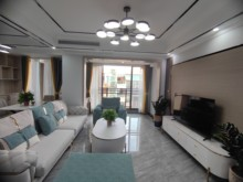 品质小区!(西外)仁和春天国际3室2厅2卫91m²全明户型 朝向采光好