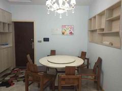 江湾城二期左岸2室2厅1卫2000元/月80m²出租