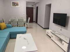(城区)滨江·名都城2室1厅1卫1700元/月67m²精装修出租