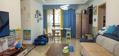 (北外)江湾城三期4室2厅2卫2100元/月102m²精装修出租