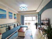 南外中迪国际舒居三房,房东全新装修,地中海风格,伶包入住景观美丽