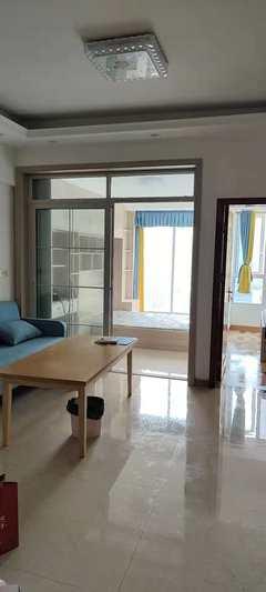 西外 仁和春天国际 2室1厅1卫 1600元/月55m²精装修出租