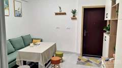 (西外)熙城中心1室1厅1卫1300元/月35m²精装修出租