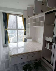 (西外)仁和春天国际2室1厅1卫1700元/月58m²出租
