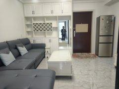 达房优选 :(西外)仁和春天国际2室1厅1卫1750元/月55m²精装修寻找有缘人!