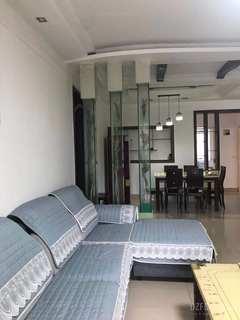 (北外)鸿通花园3室2厅2卫1400元/月113m²出租